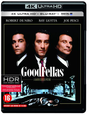 CLD Distributio Goodfellas 4K Ultra HD Blu-ray