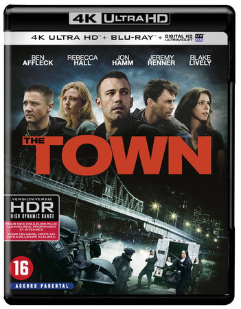 CLD Distributio The Town