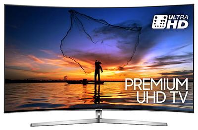 "TV UE65MU9000 - 65"" 4K Ultra HD Smart TV"