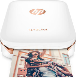 HP Sprocket Blanc