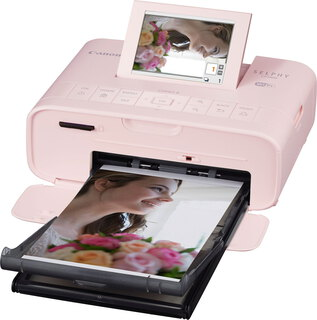 Fotoprinter SELPHY CP1300 Rose