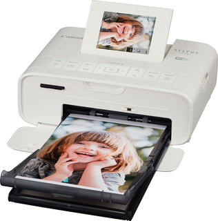 Canon Fotoprinter SELPHY CP1200 Wit