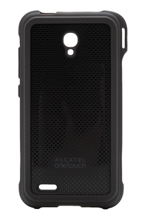 Alcatel Backcover voor Go Play - Zwart