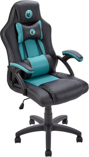 Gaming Chair Black/Blue