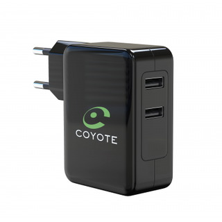 Coyote Chargeur - 2x USB
