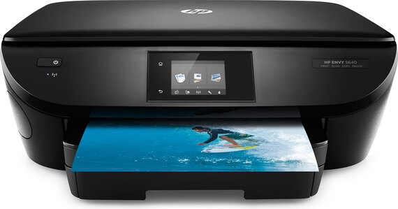 Printer ENVY 5640 e-all-in-one Zwart