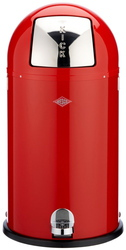 POUBELLE WESCO KICKBOY 40L RED