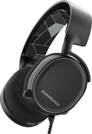 Steelseries Multimedia Hoofdtelefoon Steelseries Arctis 3