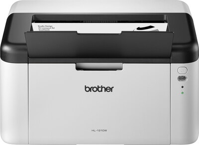 Brother Imprimante HL-1210W Blanc