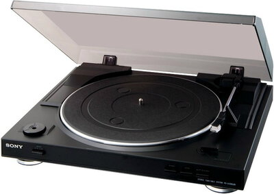 Sony PSLX300USB Belt-drive audio turntable, USB