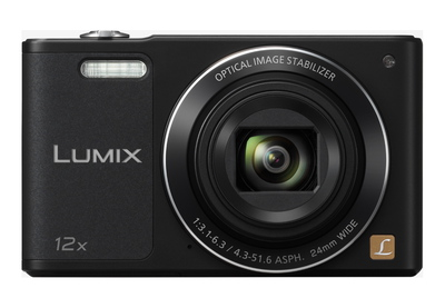 Lumix SZ10 16 MP HD Noir + Carte SD + Sac de transport