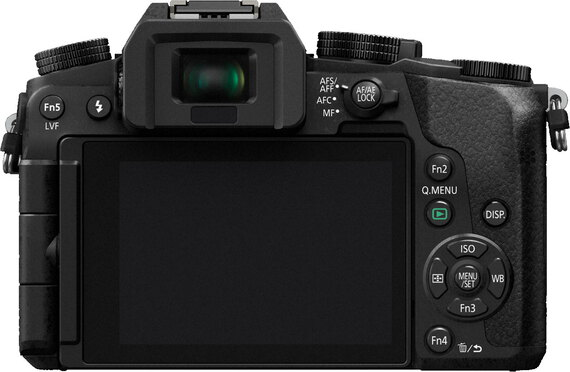 Lumix G7 16 MP 4K Zwart + H-FS1442A G Vario-lens 14-42 mm