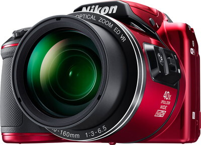 Coolpix B500 Rouge