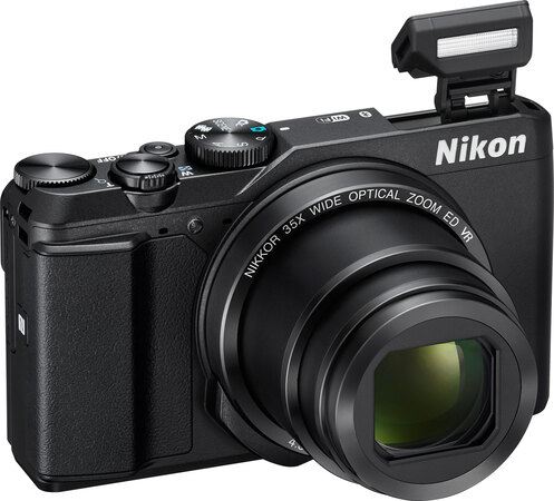 Coolpix A900 20,3 MP 4K Zwart