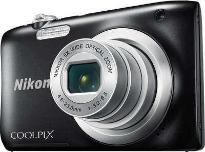 Coolpix A100 20,1 MP HD Noir