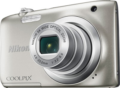 Coolpix A100 20,1 MP HD Argent