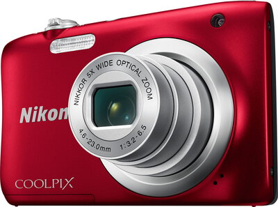 Coolpix A100 Rouge