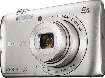 Coolpix A300 20,1 MP HD Argent