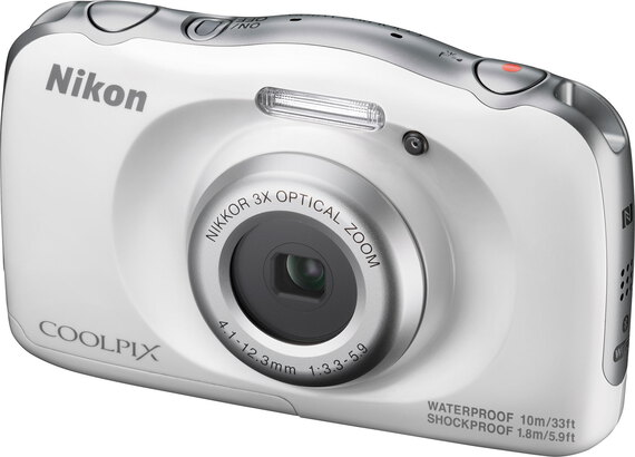 Coolpix W100 Wit