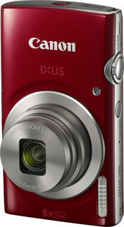 IXUS 185 20 MP HD Rouge