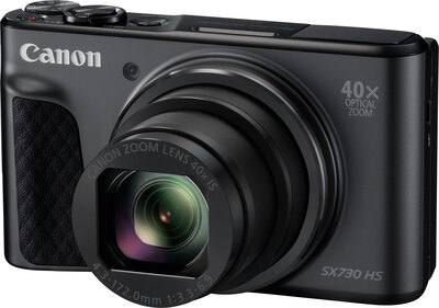 PowerShot SX730 HS 20,3 MP Full HD Noir