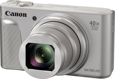 PowerShot SX730 HS 20,3 MP Full HD Argent