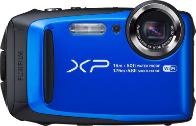 Fuji FinePix XP90 16,4 MP Full HD Bleu
