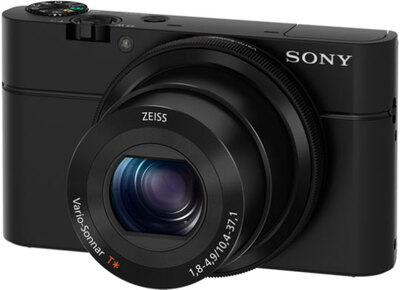 RX100 20,2 MP Full HD Noir