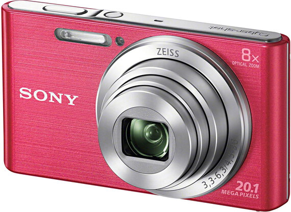 Sony Cyber-Shot W830 Rose