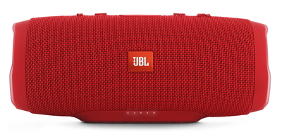 JBL Charge 3 Stereo Bluetooth Speaker - Rood