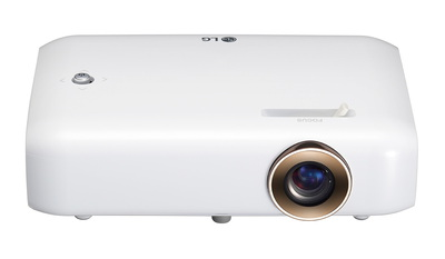 Draadloze projector PH550G Wit