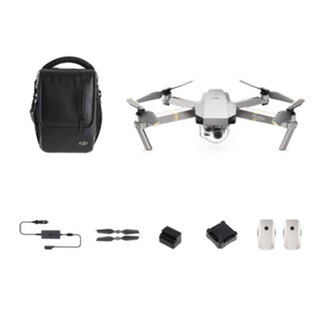 DJI Mavic Pro Platinum Fly More Combo Wit camera-drone