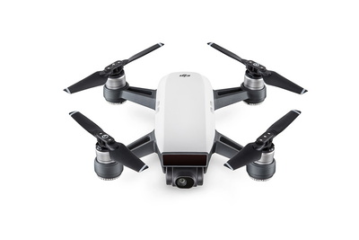 Spark Alpine White camera-drone