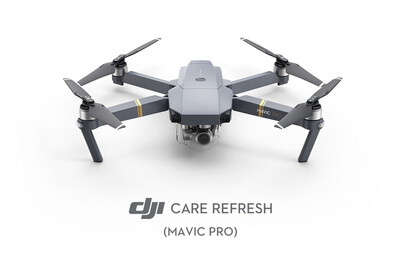DJI Care Refresh Mavic Pro Card