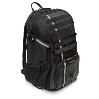 "Targus Work + Play Cycling 15,6"" Notebook-Backpack - Black"