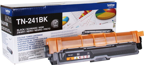 Brother Toner TN-241BK - Noir
