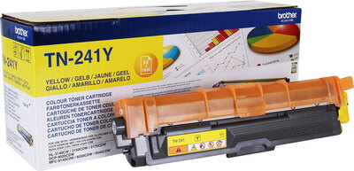 Brother Toner TN-241Y - Jaune