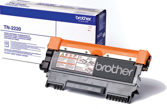 Brother Toner TN-2220 - Zwart