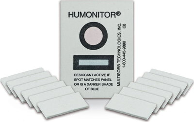 Insertions anti-buée HUMONITOR pour HERO3 - 12 pièces