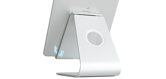 Rain Design Rain Design mStand Tablet+ for iPad Silver
