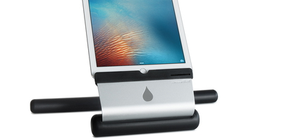 Rain Design iRest Lap Stand for iPad Silver