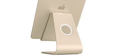 Rain Design Rain Design mStand Tablet for iPad Gold