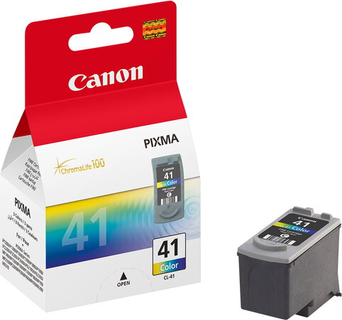 Canon CL-41 3-couleurs ChromaLife 100 Pack