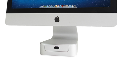 "Rain Design mBase Stand for iMac 21,5"" Silver"