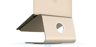 Rain Design Rain Design mStand 360 for MacBook Gold