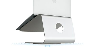 Rain Design Rain Design mStand 360 for MacBook Silver