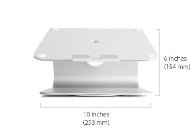 Rain Design Rain Design mStand 360 for MacBook Space Grey