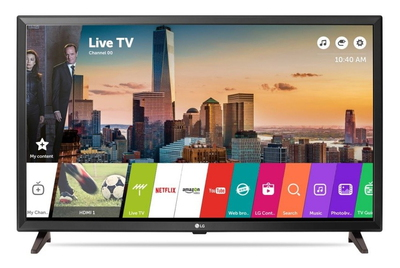 "TV 32LJ610V - 32"" Full HD Smart TV Wi-Fi LED TV"