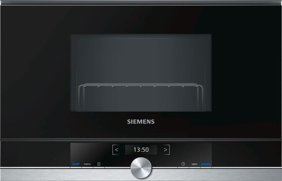 Siemens Micro-ondes encastrable BE634RGS1