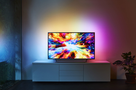 Philips TV 43PUS7303/12 Ambilight - 43 pouces